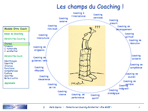 CHAMPS DU COACHING